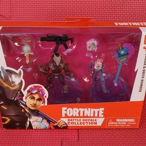 New Fortnite Omega and Brite Bomber mini figures